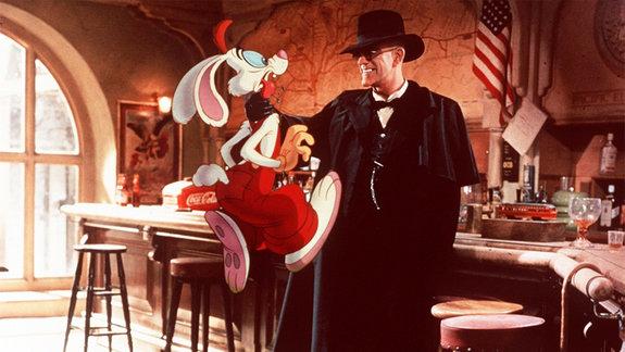 «Кто подставил кролика Роджера»