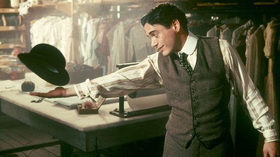 Роберт Дауни-мл. вфильме «Чаплин»