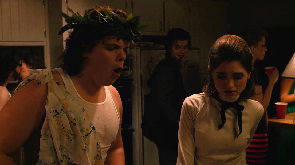 «Очень странные дела»: Второй сезон