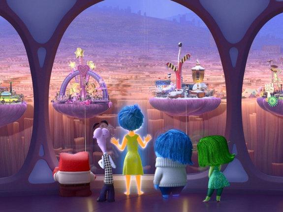 Магия Pixar: От «Истории игрушек» до «Головоломки»