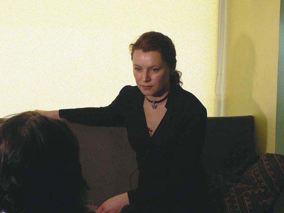 Лариса Шахворостова