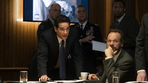 Сериал «Призрачная башня»: ЦРУ против ФБР