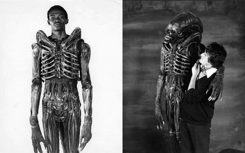 Оригинальный костюм Чужого / Фото: The Telegraph