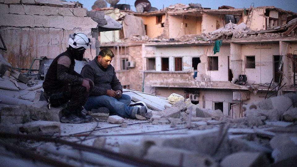 «Последние люди Алеппо»