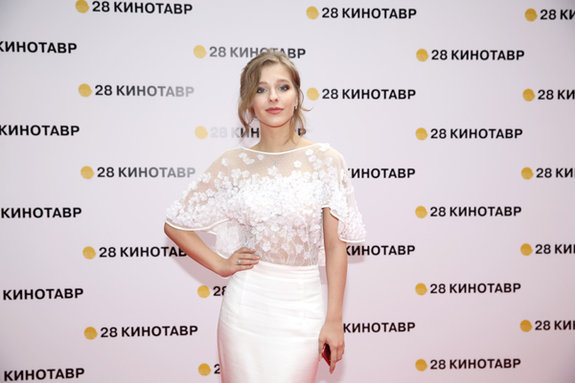 Актриса Лиза Арзамасова / Пресс-служба фестиваля «Кинотавр»