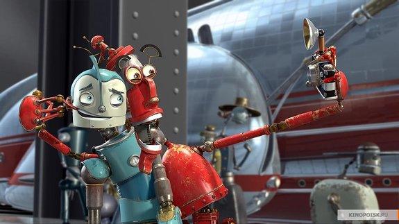 Вечно разваливавшегося красного робота Фендера озвучивал Робин Уильямс
