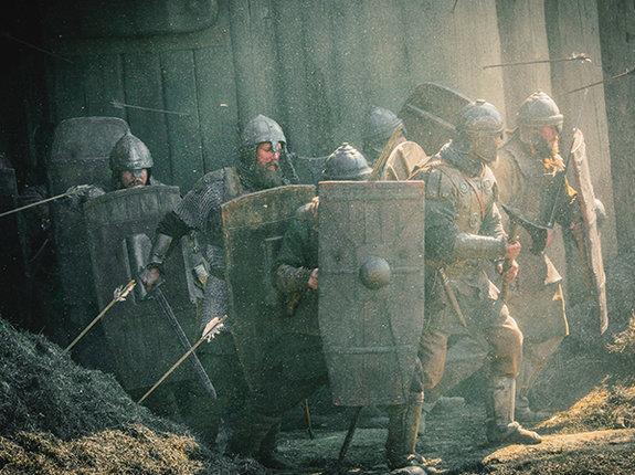 Из варяг в кинотеатры: История создания фильма «Викинг»