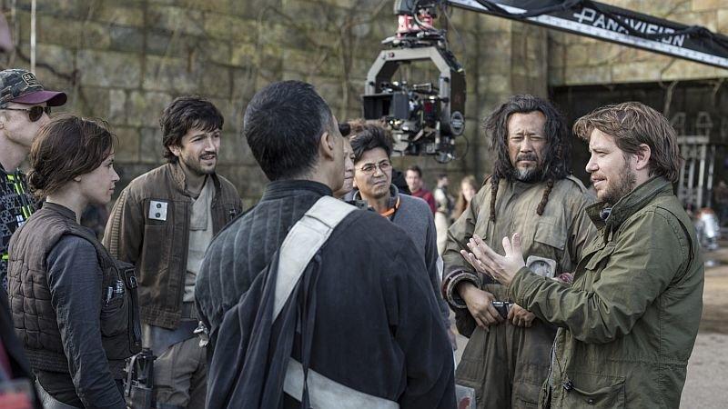 Насъемках фильма «Изгой-один: Звездные войны. Истории»