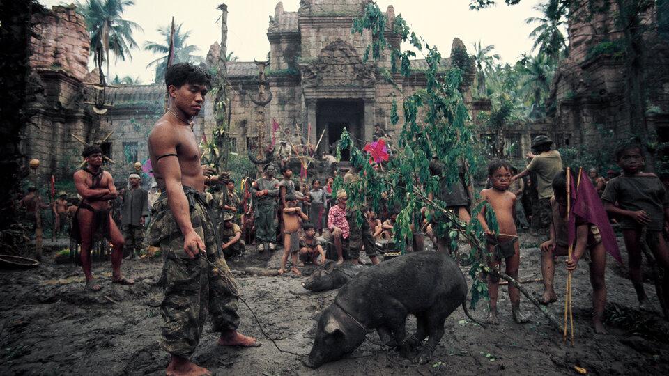 На съемках фильма  «Апокалипсис сегодня» / Фото: Getty Images