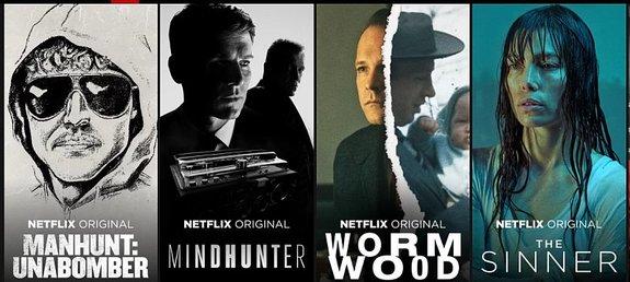 Скриншот стрим-сервиса Netflix