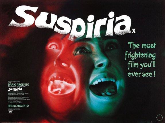 Постер к фильму «Суспирия», 1977