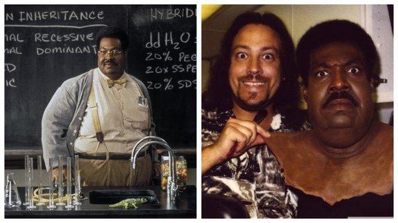 «Чокнутый профессор»