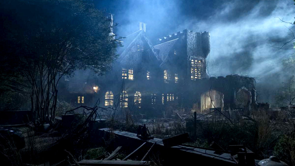 «Призраки дома на холме»