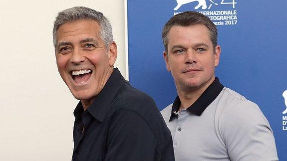 Джордж Клуни выразил желание стать новым президентом США