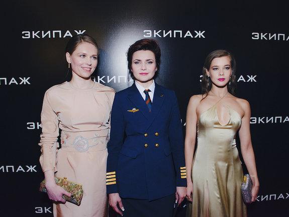 Агне Грудите, Мария Уваровская, Катерина Шпица