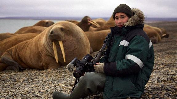 Мамонты и люди: Якутский документалист— опобеде на«Сандэнсе»