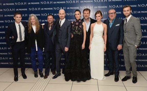 Актерский состав «Ноя»