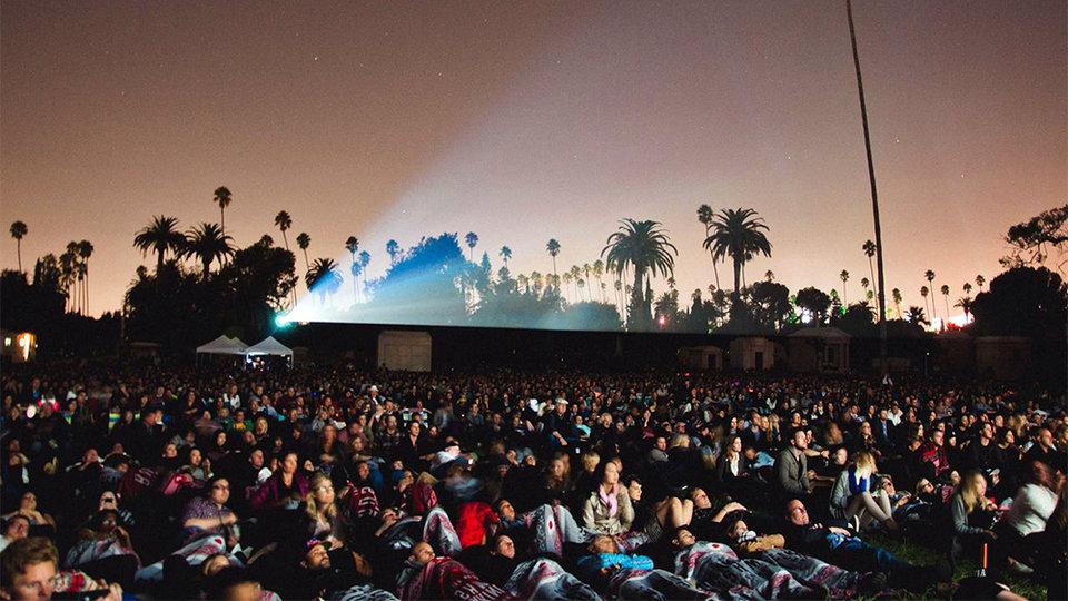Cinespia Movie Screenings