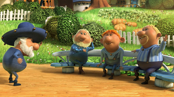 «Урфин Джюс и его деревянные солдаты»