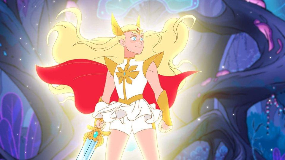 «Ши-Ра и непобедимые принцессы»