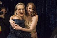 Эмма Стоун и Мэрил Стрип / Фото: Getty Images