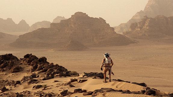 Доброе утро, планета: КиноПоиск на съемках «Марсианина»