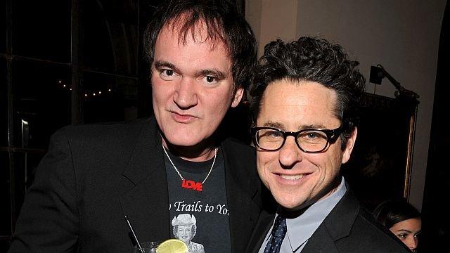 Квентин Тарантино и Джей Джей Абрамс / Фото: Getty Images