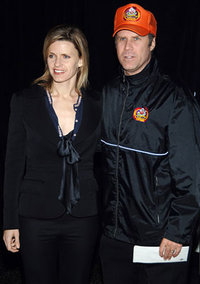 Уилл Феррелл с женой