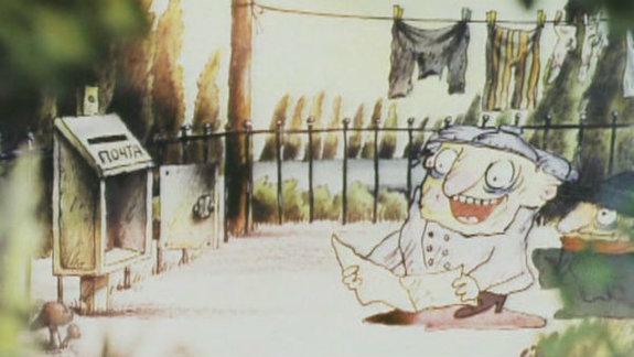 Кадр из фильма «Следствие ведут колобки»