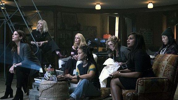 Трейлер фильма «8 подруг Оушена»: Девушки-грабители