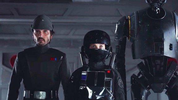 Кадр из фильма «Изгой-один: Звездные войны. Истории» / Фото: Lucasfilm