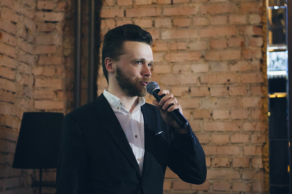 Главный редактор КиноПоиска Михаил Клочков