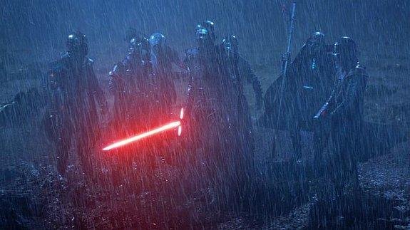 Рыцари Рен вфильме «Звездные войны: Пробуждение силы»