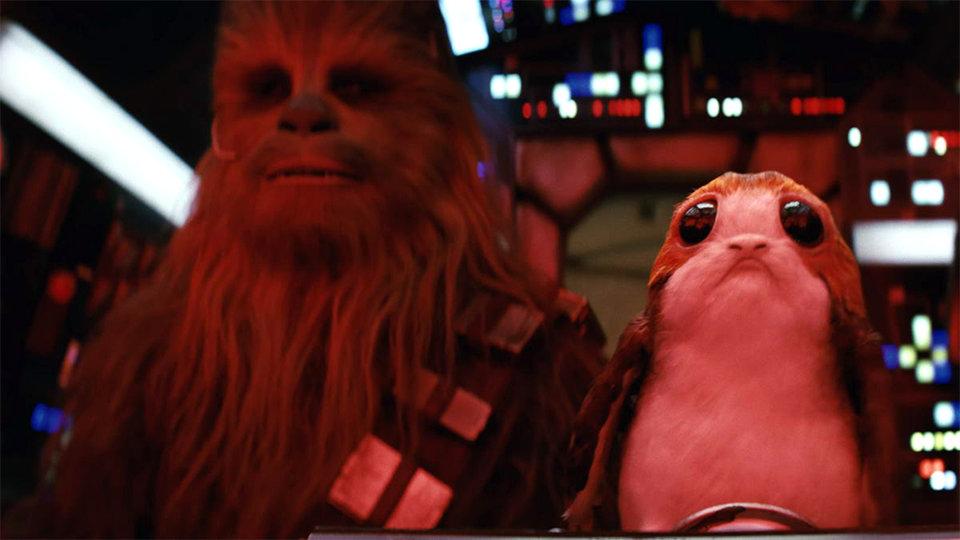 «Звёздные войны. Эпизод VIII: Последние джедаи»
