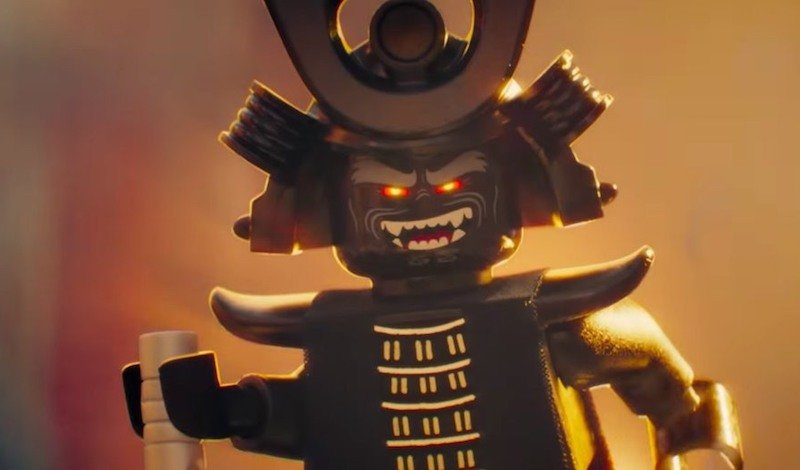 «Лего. Ниндзяго. Фильм»