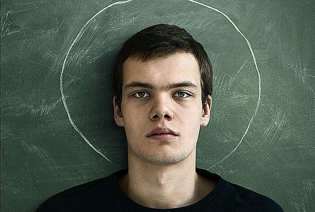 Фрагмент постера фильма «Ученик»