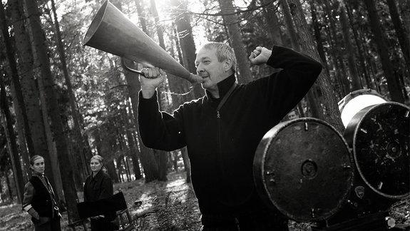 На съемках сериала «Маргарита Назарова». Фото: Личный архив Михаила Жердина