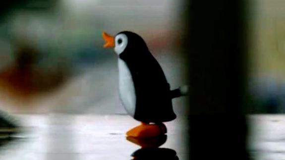 «Будь ласков, пингвин»