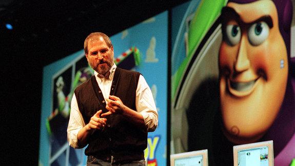 Стив Джобс, «История игрушек» и Disney: Отрывок из книги о студии Pixar