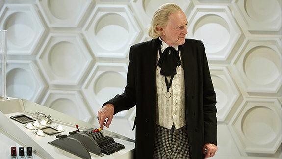 «Доктор Кто: Дважды во времени»