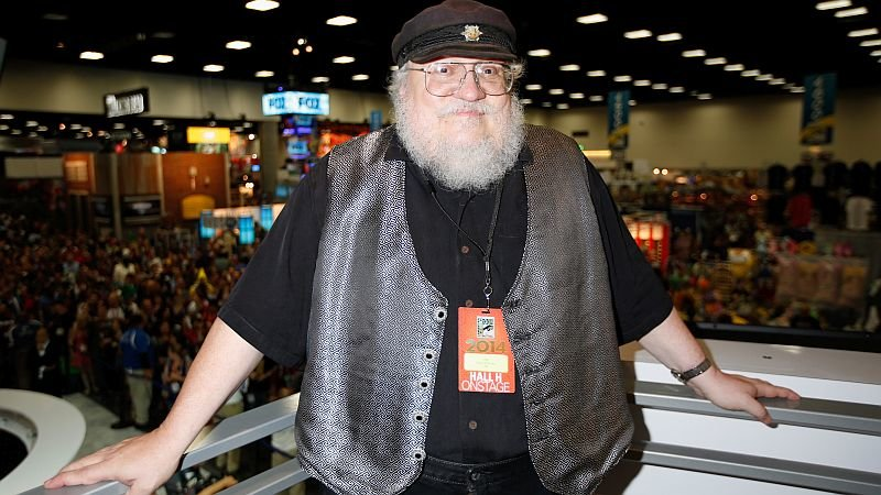 Джордж Мартин на Comic-Con в 2014 году / Фото: Getty Images