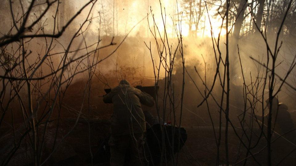 Фото со съемок фильма «28панфиловцев»
