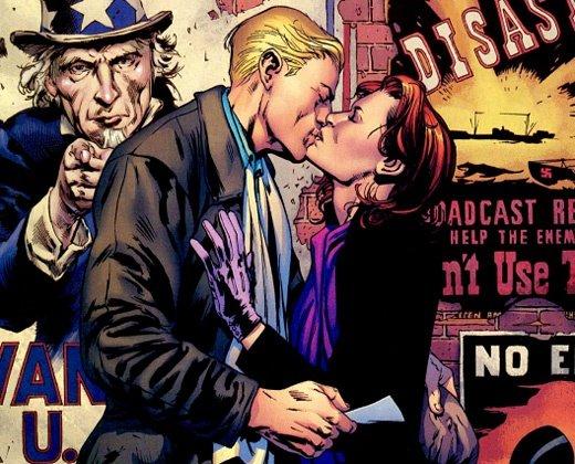 Капитан Америка: Происхождение героя