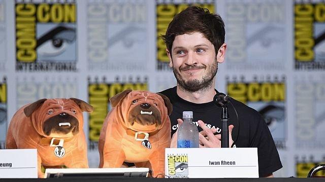 Иван Реон играет главного злодея в«Сверхлюдях»/ Фото: Getty Images