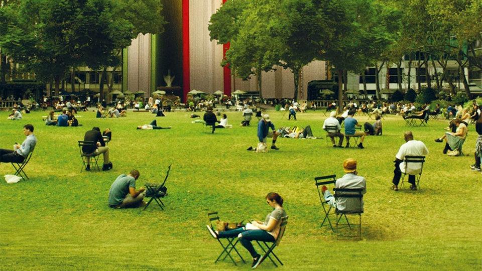 «Экслибрис: Нью-Йоркская публичная библиотека»