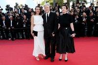 Эмили Стофл, Дэвид Линч и Сабрина С. Сазерленд / Фото: Getty Images