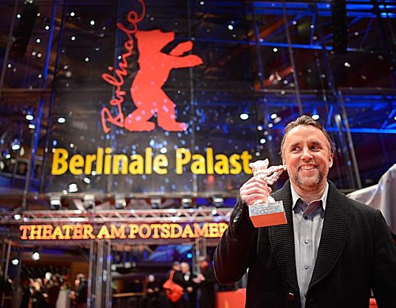 Церемония закрытия Берлинского кинофестиваля