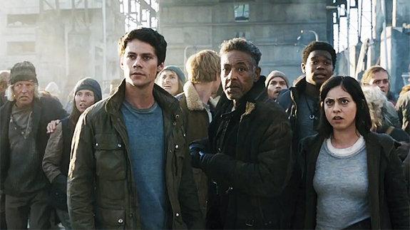 Трейлер «Бегущего в лабиринте 3»: Томас и компания возвращаются
