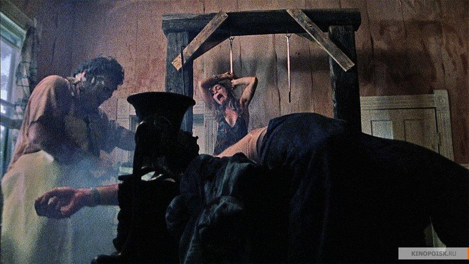 «Техасская резня бензопилой», 1974