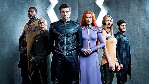 Появился трейлер сериала «Сверхлюди» от ABC и Marvel